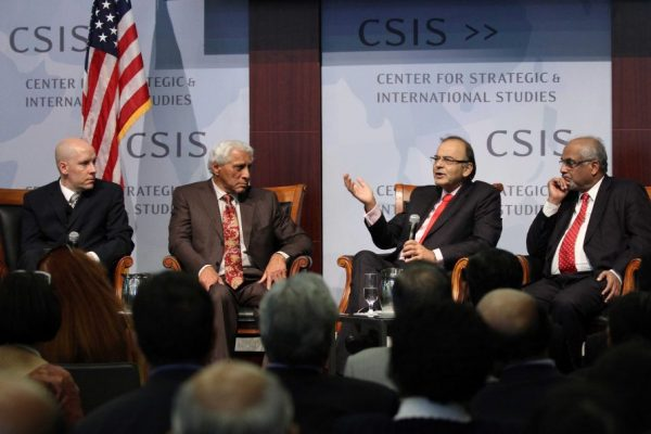 CSIS Conference Photo