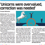 Ajay Kela in Deccan Herald