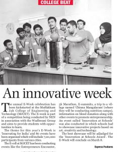 Eweek Indian Express