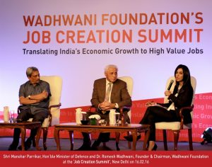 Wadhwani Job Creation Summit