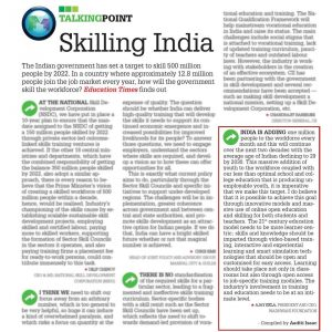 Skilling India Education Times