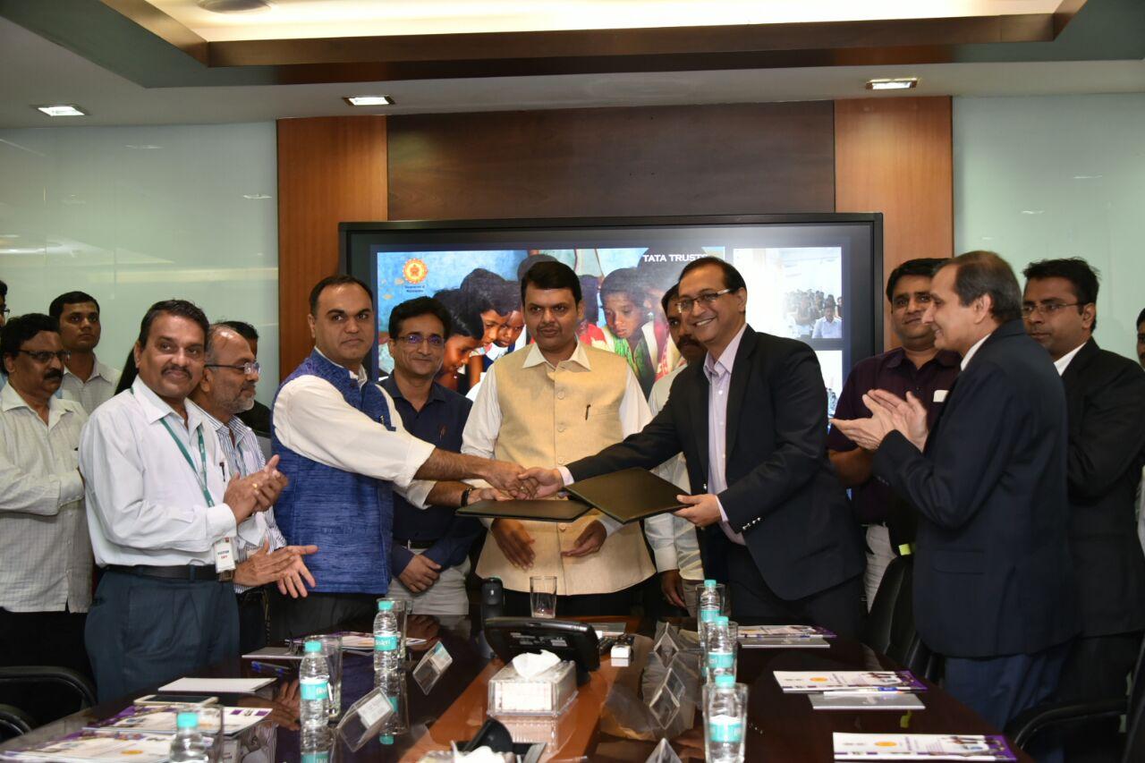 WFSDN MOU-Govt of Maharashtra