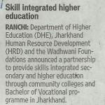 Hindustan Times-Ranchi