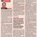 Ajay Kela on The Economic Times