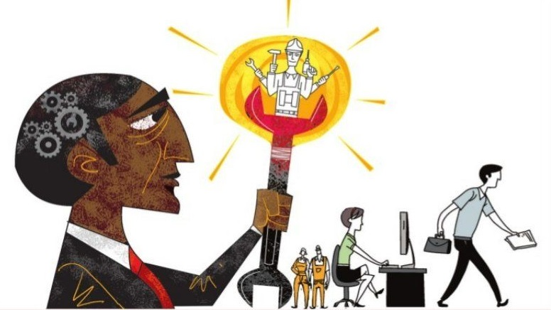 Reversing the trend of jobless growth