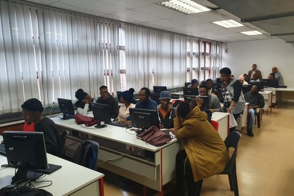 South Africa MUT Students 1