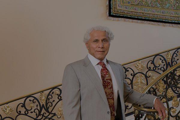 Dr Romesh Wadhwani